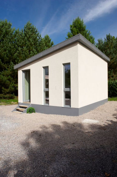 'HemPod' at English University a proving ground for hempcrete