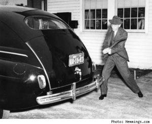 henry ford hemp car