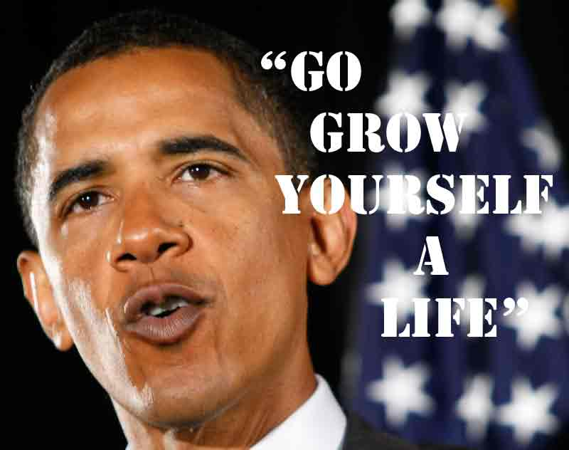 Go Grow Yourself a Life