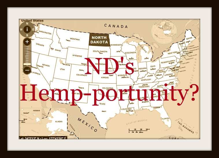 Support Letter for North Dakota Hemp Farming