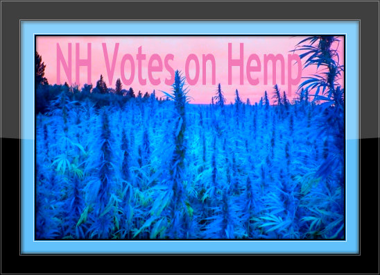 NH Senate Voting on Hemp