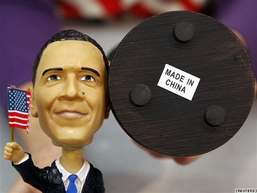 Obama - Made in China