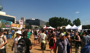 Seattle Hempfest Booths