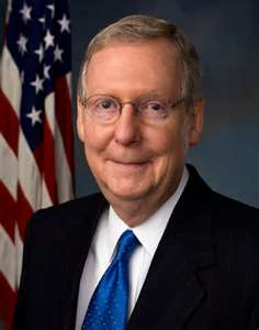 Mitch McConnell supports industrial hemp