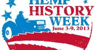 Hemp History Week - 2013