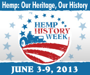 Hemp HIstory Week - Hemp: Our Heritage