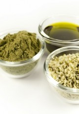 Industrial Hemp Food Choices