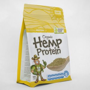 Australia Hemp Foods -Hemp Protein Powder