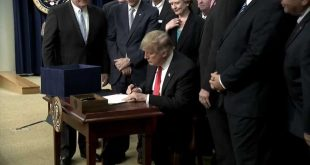 Trump Signs Farm Bill, Now we will see the way it plays out.