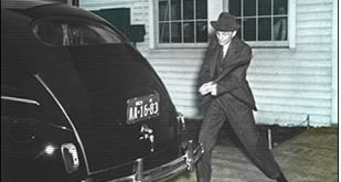 Henry Ford Hemp and soy car