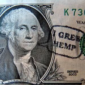 I Grew Hemp - George Washington