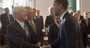 Obama and Beshear - Can they agree on hemp?