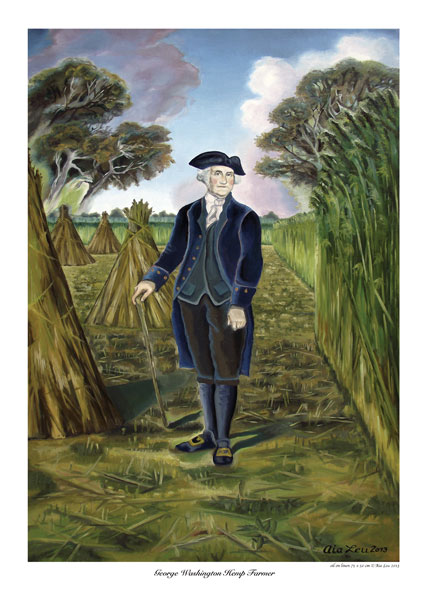 George Washington the hemp farmer
